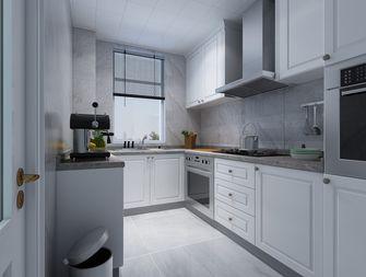 120平米三室两厅欧式风格厨房设计图