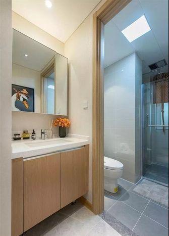 富裕型120平米三室一厅北欧风格卫生间效果图