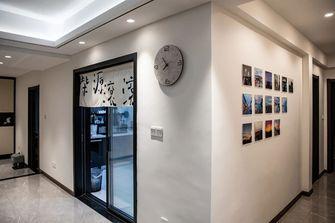 20万以上140平米三室两厅现代简约风格走廊欣赏图