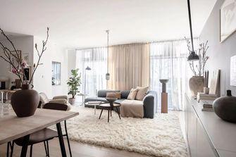 富裕型70平米北欧风格客厅欣赏图