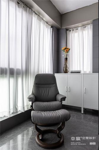 20万以上140平米三室两厅现代简约风格阳光房图片大全