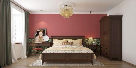 5-10万50平米美式风格卧室设计图