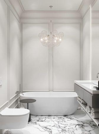 100平米三欧式风格卫生间设计图