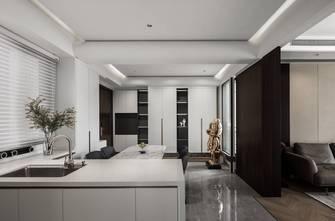 110平米三室一厅现代简约风格玄关装修案例