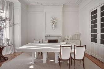 5-10万140平米三室一厅法式风格餐厅效果图