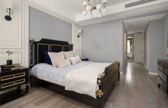 富裕型100平米法式风格卧室装修案例