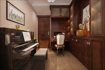 100平米四欧式风格书房设计图