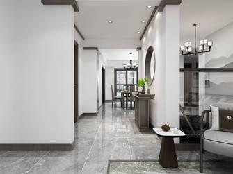120平米三中式风格走廊装修效果图