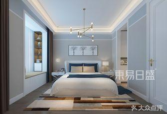 140平米四室两厅美式风格卧室图