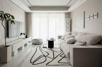 15-20万110平米三室两厅混搭风格客厅图