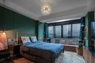 经济型40平米小户型混搭风格卧室图