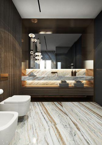 20万以上140平米别墅混搭风格卫生间装修效果图
