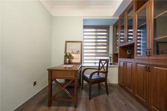 豪华型140平米三美式风格书房欣赏图