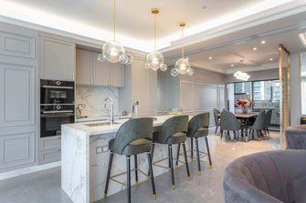豪华型140平米四室两厅美式风格厨房图