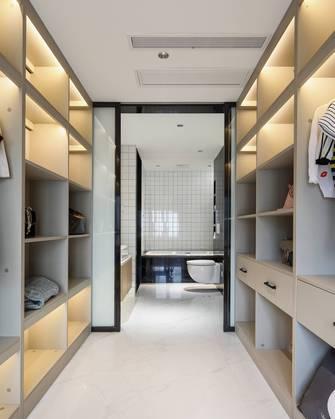 10-15万120平米三室一厅北欧风格衣帽间装修效果图