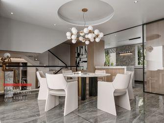 20万以上140平米别墅北欧风格餐厅效果图