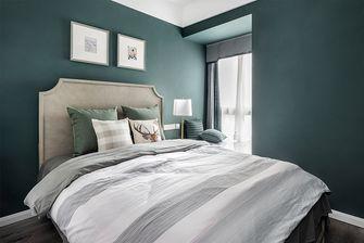 60平米美式风格卧室装修图片大全