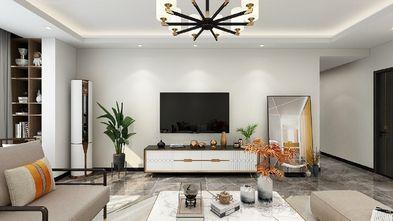 经济型120平米四室两厅新古典风格客厅设计图