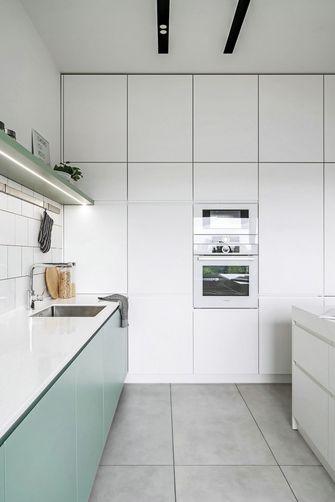 10-15万130平米三室两厅北欧风格厨房图