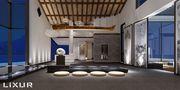 豪华型140平米东南亚风格走廊装修效果图