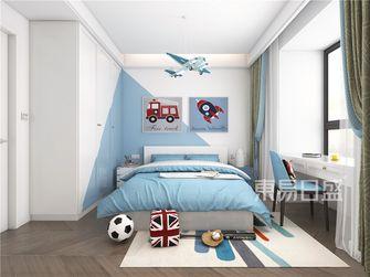 140平米别墅现代简约风格青少年房装修图片大全