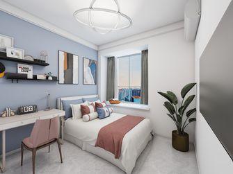 100平米三室两厅现代简约风格卧室装修效果图