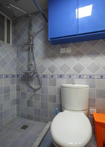富裕型60平米公寓美式风格卫生间效果图