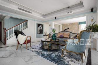 20万以上140平米别墅欧式风格客厅设计图
