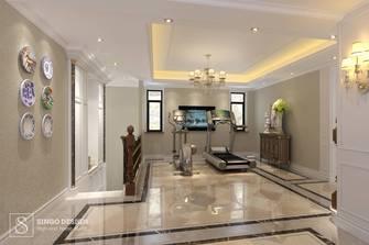 140平米别墅美式风格健身房图片