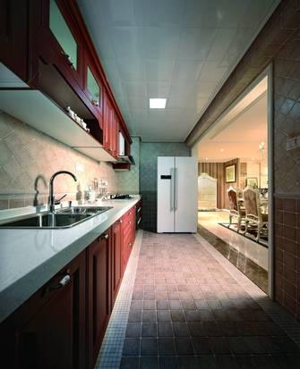 3万以下130平米三室两厅法式风格厨房图片