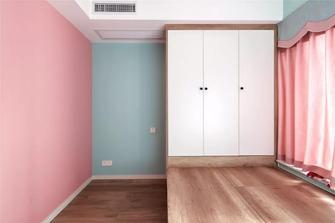 5-10万100平米北欧风格青少年房装修案例