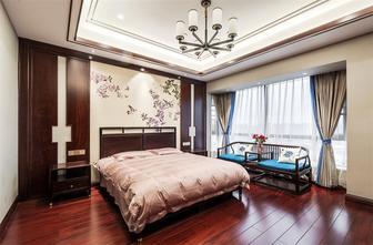 20万以上140平米四室三厅中式风格卧室装修图片大全