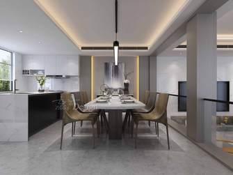 20万以上140平米别墅现代简约风格书房装修图片大全