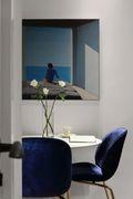 经济型80平米现代简约风格餐厅图片大全