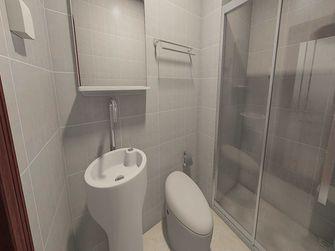 经济型40平米小户型东南亚风格卫生间图片