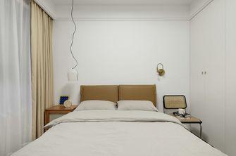 富裕型110平米三室两厅现代简约风格卧室欣赏图