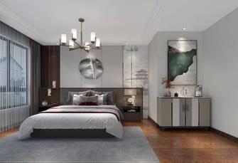 20万以上140平米四室四厅轻奢风格卧室欣赏图