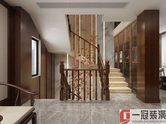 15-20万140平米复式中式风格楼梯间效果图