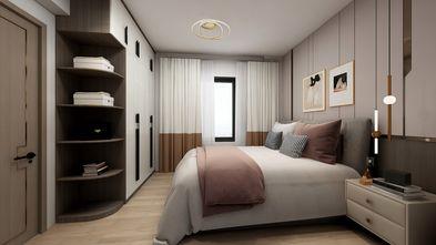 5-10万60平米复式现代简约风格卧室效果图