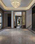 经济型140平米别墅中式风格阁楼设计图