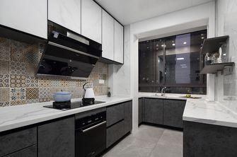 5-10万140平米四现代简约风格厨房设计图