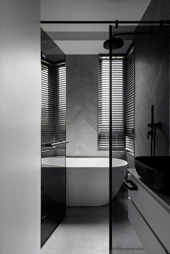 15-20万130平米三室两厅美式风格卫生间欣赏图