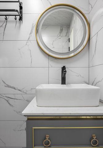 富裕型50平米美式风格卫生间装修效果图