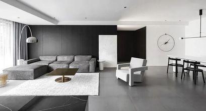 经济型三室一厅轻奢风格客厅设计图