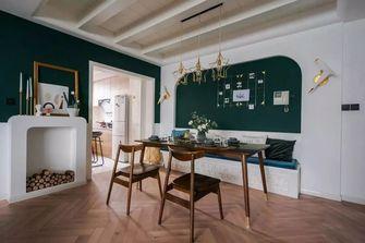 经济型70平米三室一厅混搭风格餐厅图片
