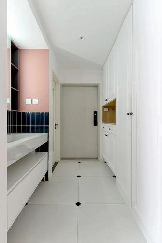 100平米公寓美式风格玄关欣赏图