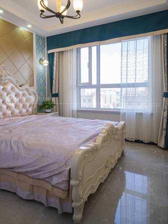 富裕型100平米三欧式风格卧室图片大全