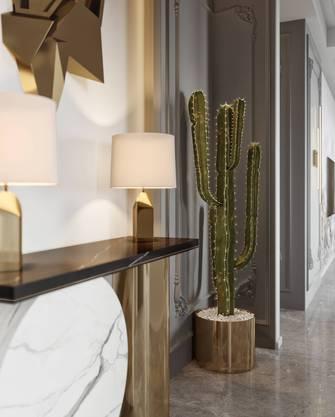 130平米三室两厅法式风格其他区域效果图