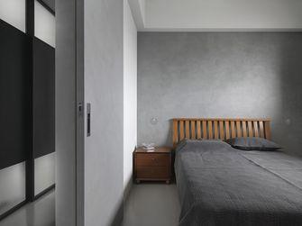 110平米三室三厅现代简约风格卧室图片