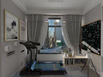 140平米别墅混搭风格阳光房图